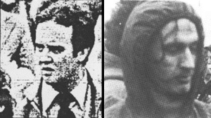 INLA terror gang leaders Ronnie Bunting and Noel Lyttle, killed by the Ulster Freedom Fighters.